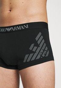 Emporio Armani - TRUNK - Pants - nero - 3