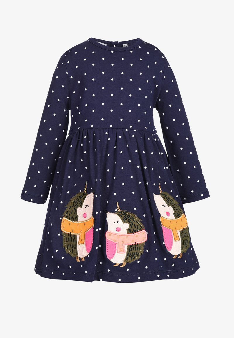happy girls - Day dress - navy