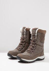 Hi-Tec - RIVA WP - Winter boots - beige - 2