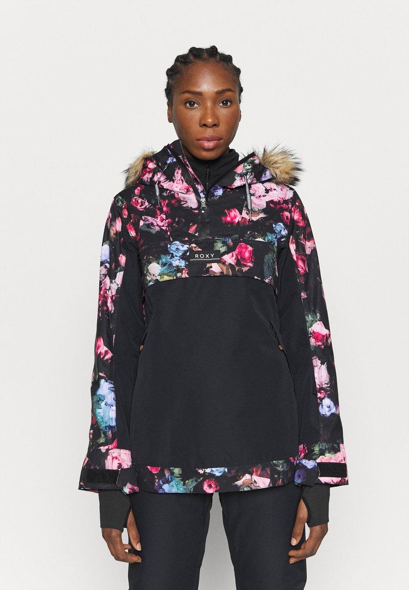 Roxy - SHELTER - Kurtka snowboardowa - true black