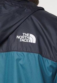 The North Face - MENS CYCLONE 2.0 HOODIE - Waterproof jacket - dark blue - 6