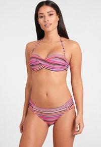Homeboy Beach - KUBA - Bikini bottoms - salmon - 1