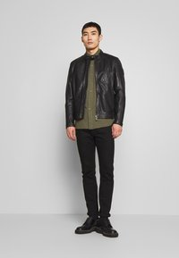 Belstaff - RACER - Leather jacket - black - 1