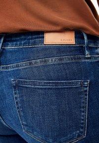 s.Oliver - Slim fit jeans - dark blue - 6