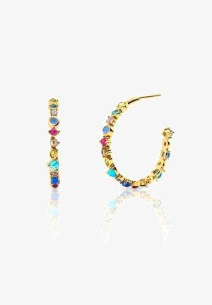 CHEERFUL  - Earrings - oro