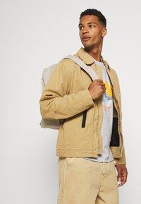 Carhartt WIP - ARCAN JACKET  - Denim jacket - dusty brown - 4