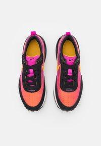 Nike Sportswear - WAFFLE ONE  - Zapatillas - active fuchsia/university gold/black/coconut milk - 3