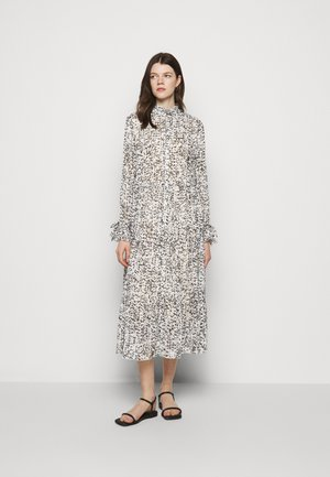 Shirt dress - steel