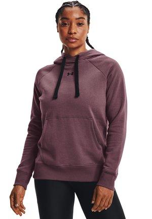 RIVAL HOODIE - Hoodie - purple