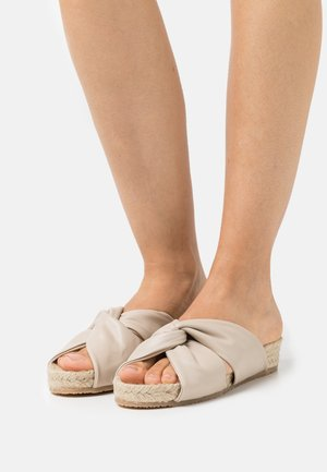 LEDA - Sandaler - manchester beige