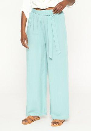 Trousers - licht green