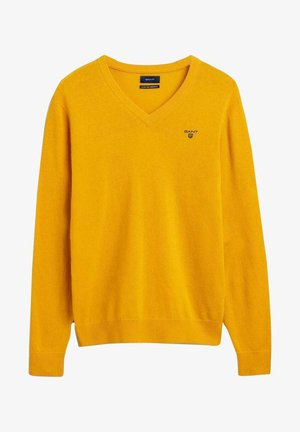Jumper - ivy gold
