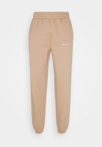 ESSENTIAL UNISEX - Pantalon de survêtement - sand