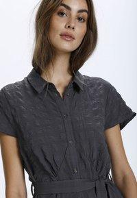 Soaked in Luxury - ARJANA  - Maxi dress - india ink - 3