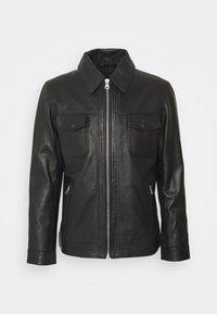 STUDIO ID - ARY  - Leather jacket - black - 0