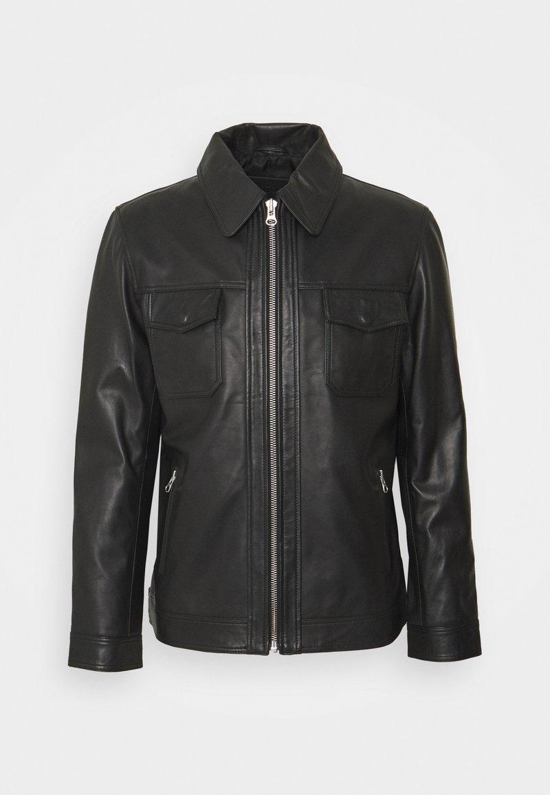 STUDIO ID - ARY  - Leather jacket - black