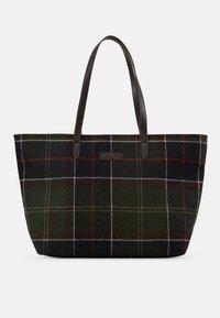 Barbour - WITFORD TARTAN TOTE - Tote bag - classic - 1