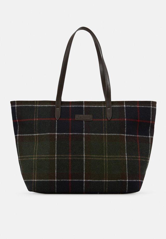 WITFORD TARTAN TOTE - Shopping Bag - classic