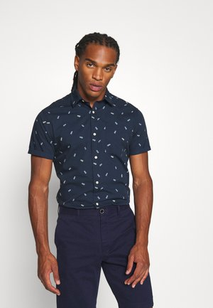 JORLASSE SHIRT SLIM FIT - Shirt - dark blue
