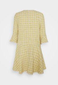 Sister Jane - HONEY BEE MINI DRESS - Vestido camisero - yellow - 1