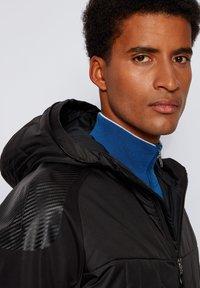 BOSS - J_CERRO - Zip-up hoodie - black - 3