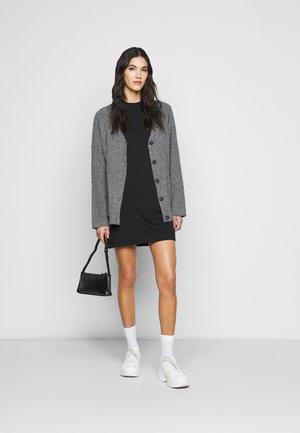 BASIC DRESS SET - Jerseykjole - black