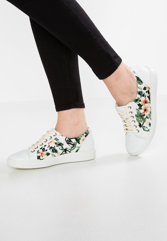 SOFT LADIES - Sneakers laag - white