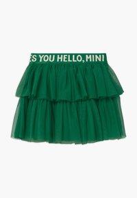 Mini Rodini - A-line skirt - green - 0