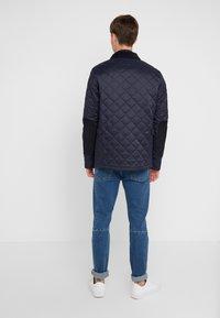 Barbour - DIGGLE QUILT - Light jacket - navy - 2
