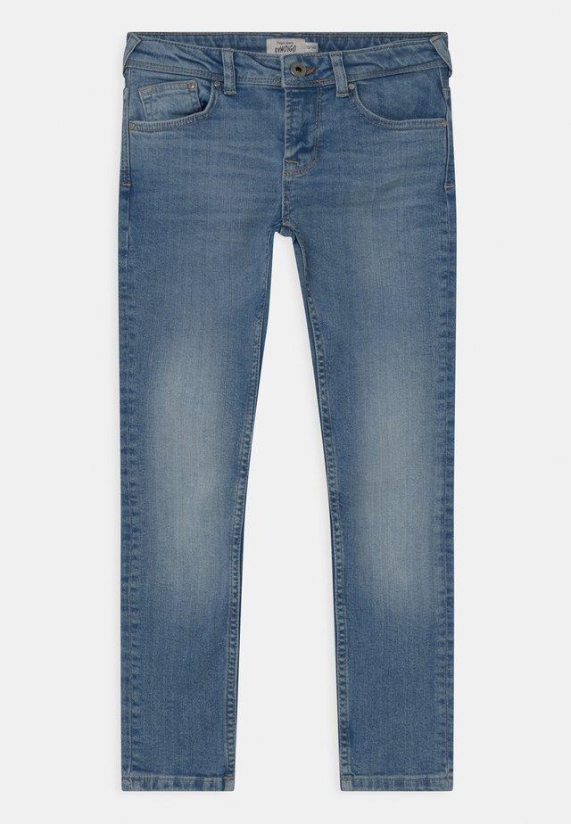 FINLY - Jeans Skinny Fit - light-blue denim