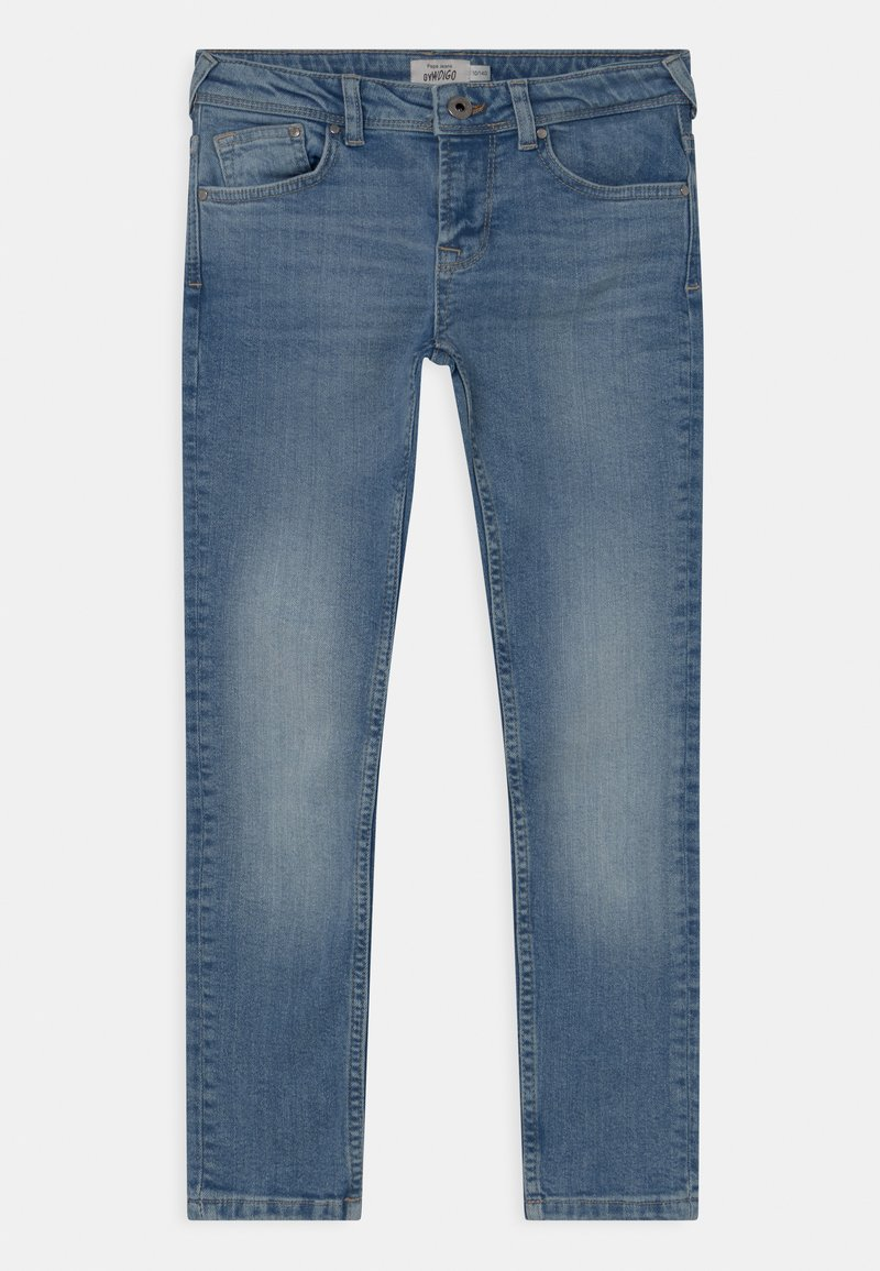 Pepe Jeans - FINLY - Jeans Skinny Fit - light-blue denim