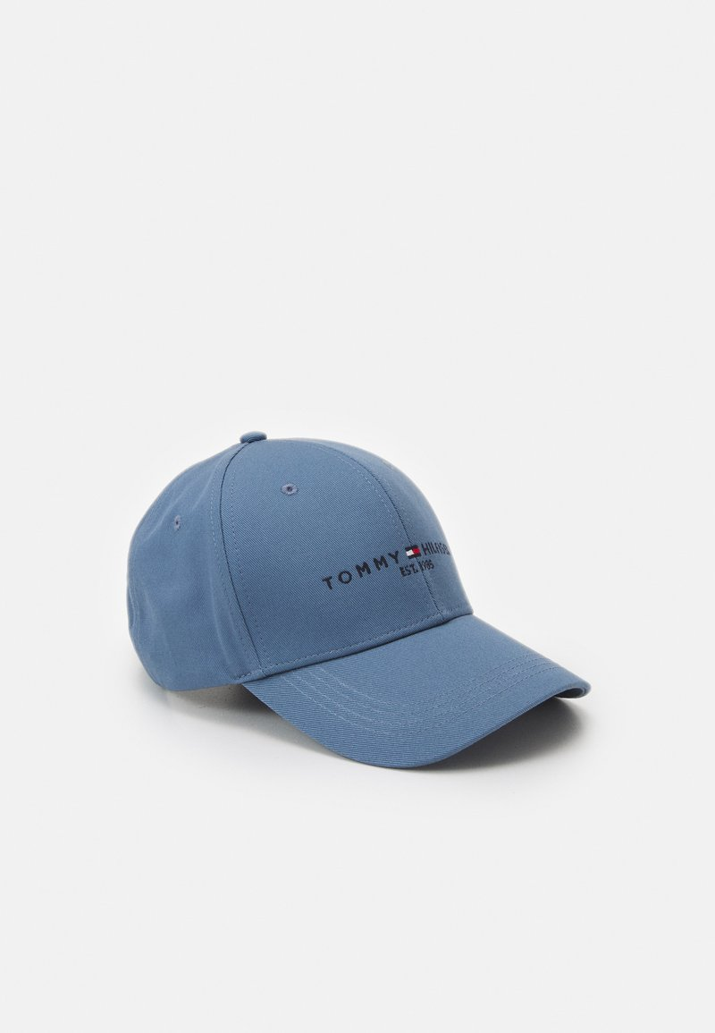 Tommy Hilfiger - ESTABLISHED UNISEX - Cap - blue