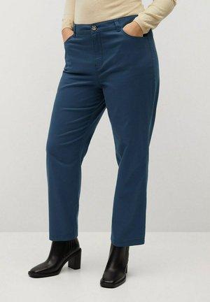 PEPI - Trousers - dunkles marineblau