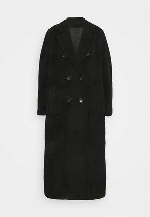 ISABELLA - Cappotto classico - black