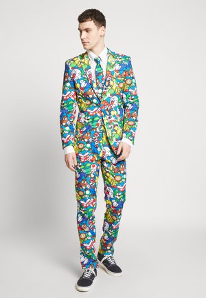SUPER MARIO - Traje - multi-coloured