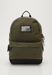 Superdry - CLASSIC MONTANA - Rucksack - forest pine - 0