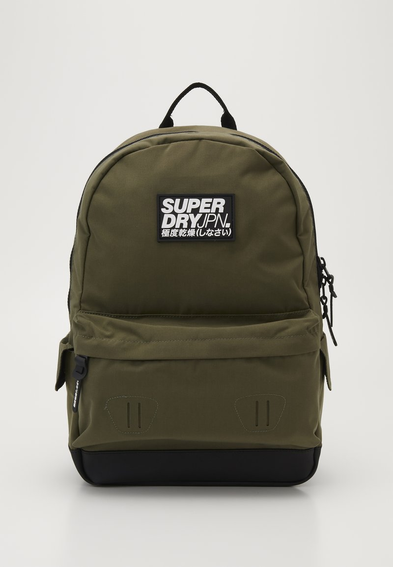 Superdry - CLASSIC MONTANA - Rucksack - forest pine
