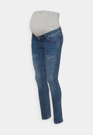 MLAURORA  - Slim fit -farkut - medium blue denim