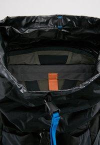 Deuter - AIRCONTACT LITE 40 + 10 - Vandringsryggsäck - black/graphite - 4
