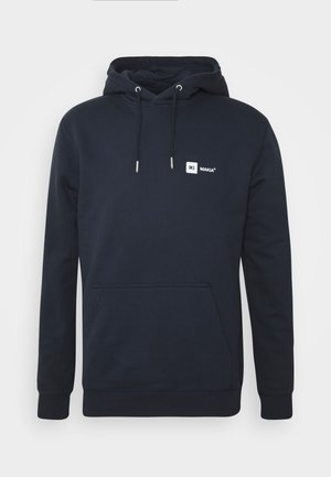 DYLAN HOODED  - Sweat à capuche - dark blue