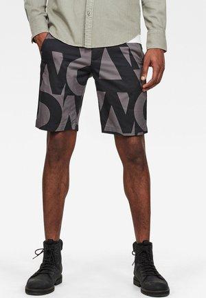 VETAR - Shorts - dk black objects