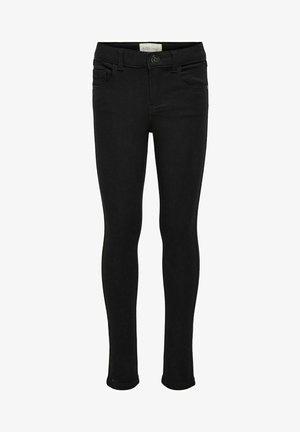 KONROYAL LIFE REG - Jeans Skinny Fit - black