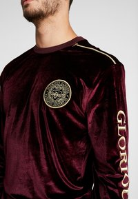 Glorious Gangsta - VONGA CREW - Sweatshirt - burgundy - 5