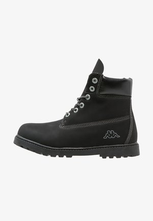 KOMBO MID - Outdoorschoenen - black/grey