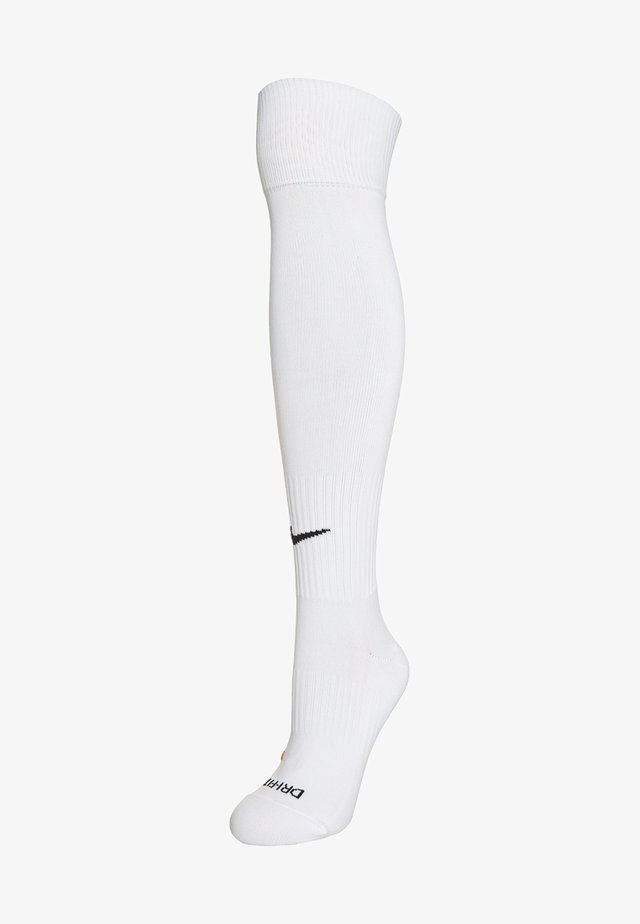 ACADAMY UNISEX - Knee high socks - white