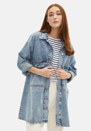 JEANS - Classic coat - indigo