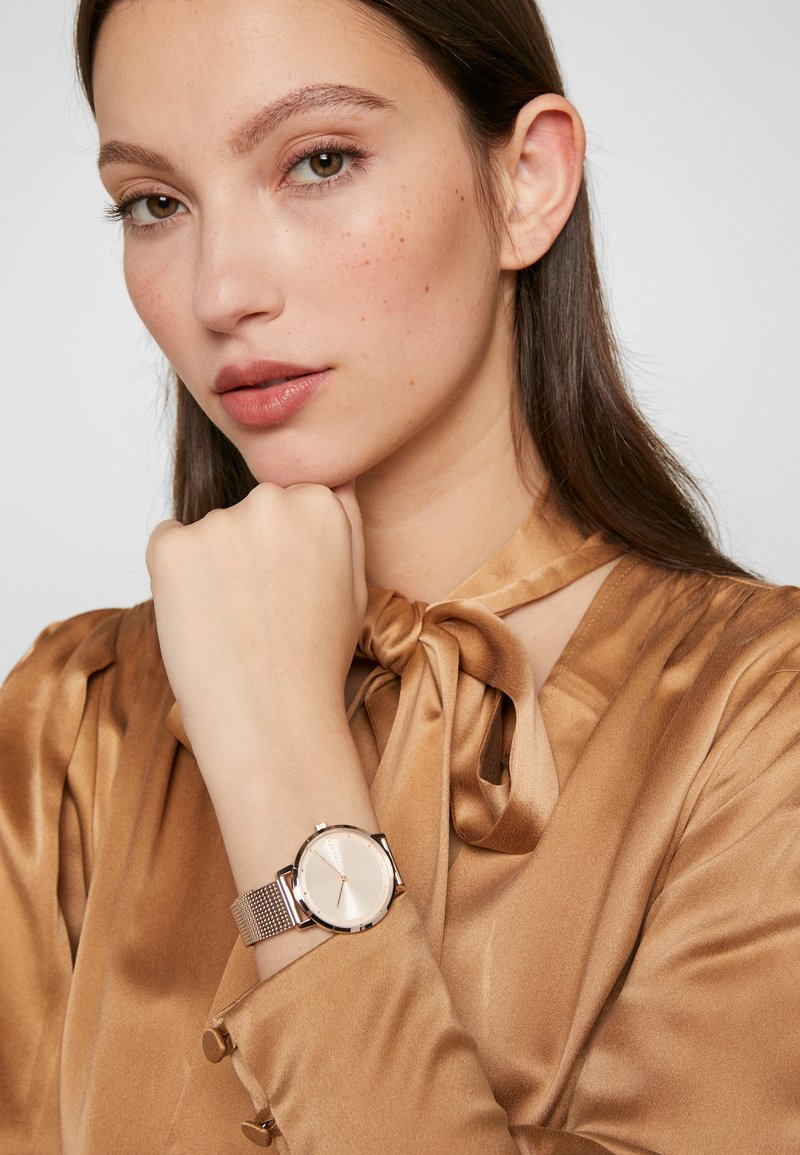 Tommy Hilfiger - PIPPA - Klokke - rose gold-coloured
