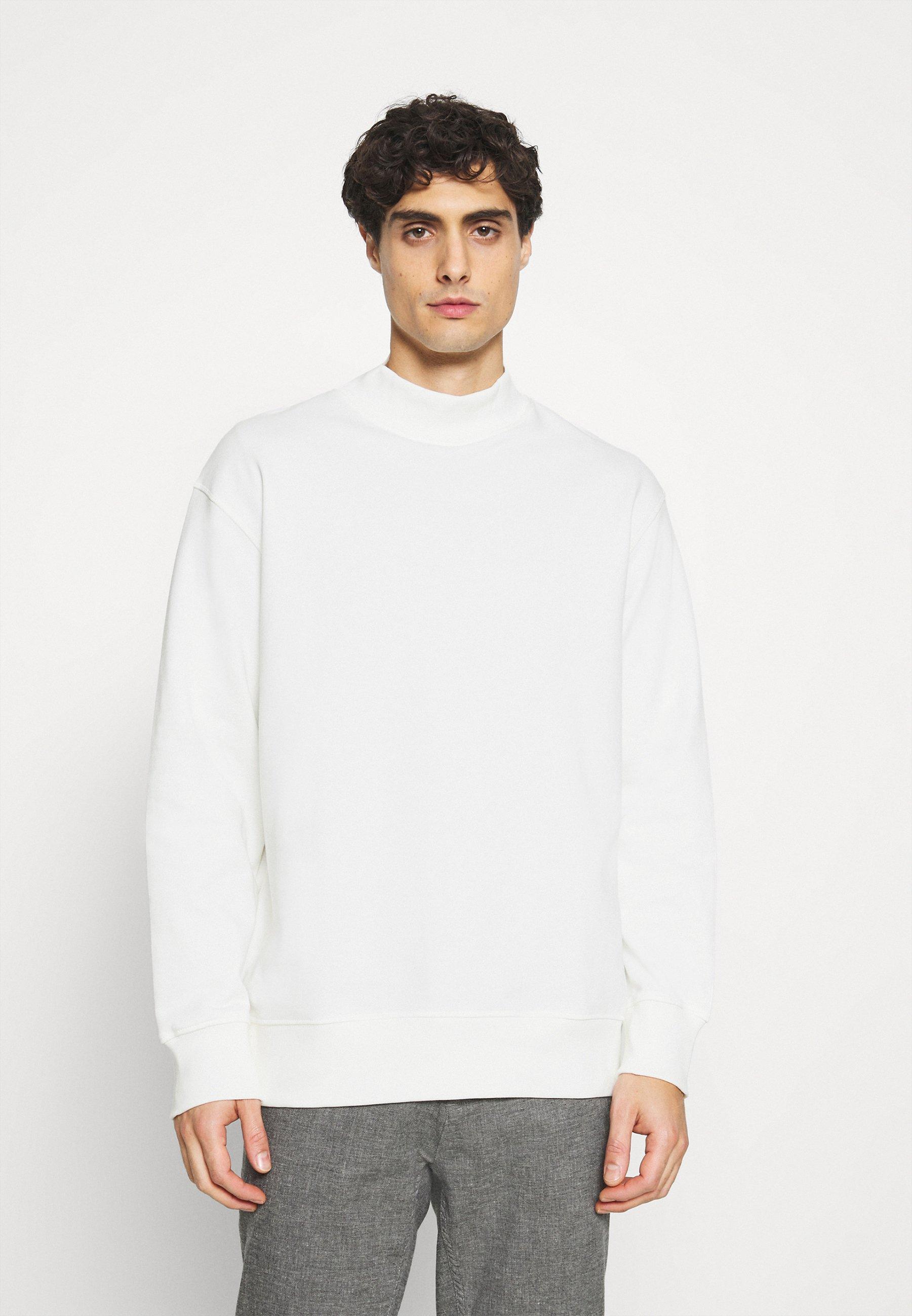 Homme SLHLOOSEDAWSON HIGH NECK - Sweatshirt