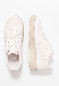 Nike Sportswear - AIR FORCE 1 '07 SE - Sneakers - light pink/light soft pink/summit white/desert sand - 3