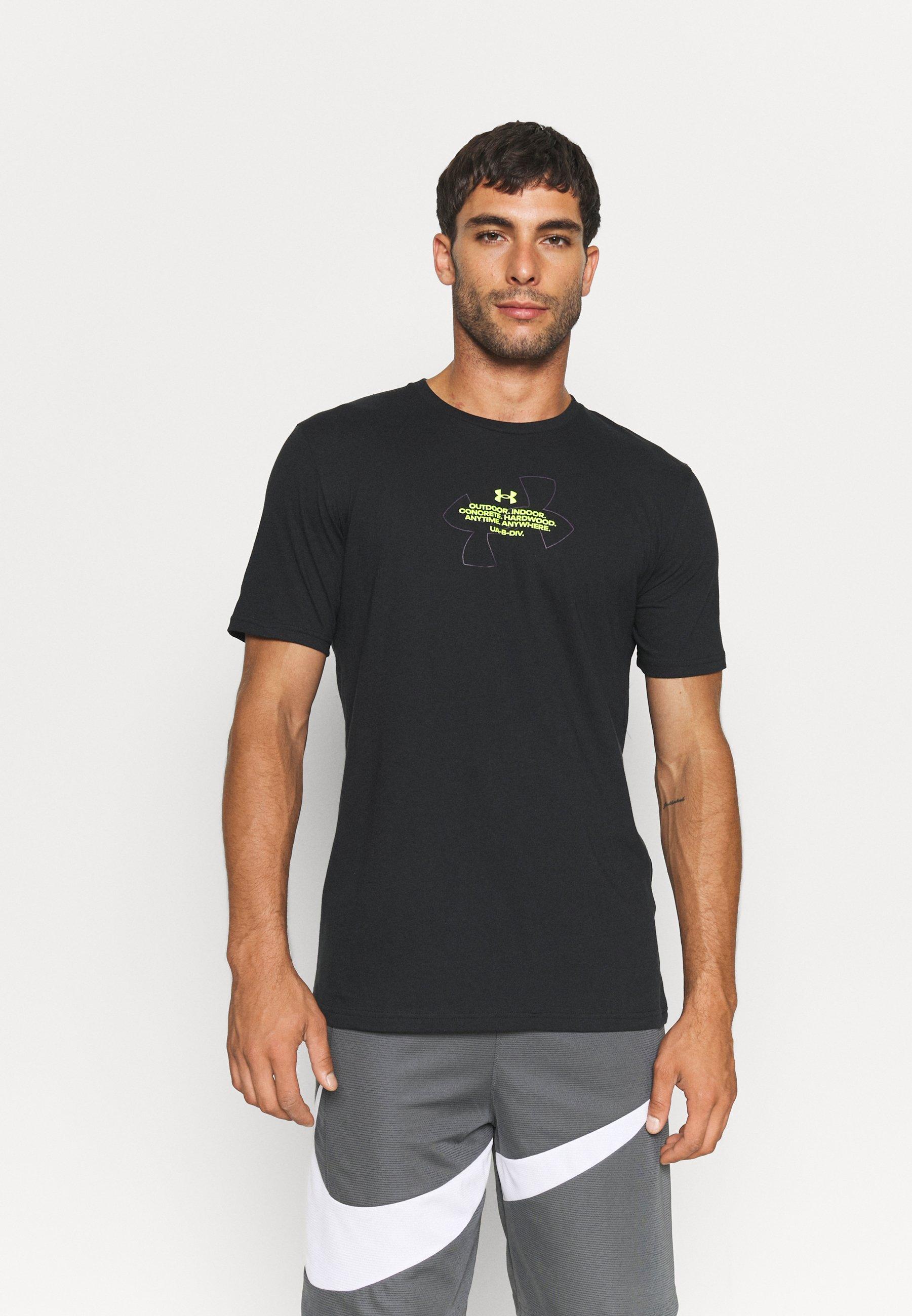Homme BASKETBALL PHOTO - T-shirt imprimé